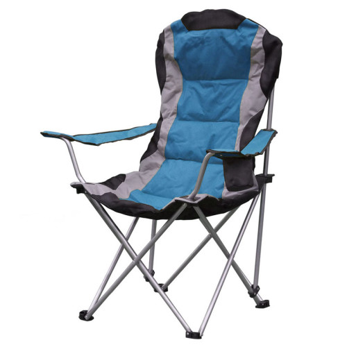 camping chair with footrest maximum fort