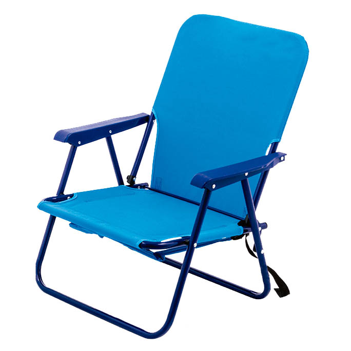 Low Seat Beach Chairs With Adjustable Backpack Straps